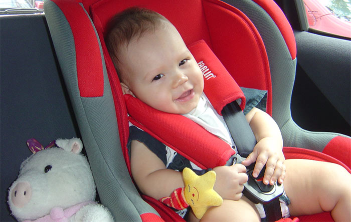 How to buy the perfect car seat for your child